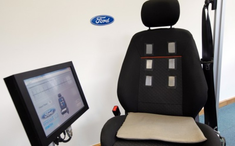 Ford-ը ստեղծում է մեքենայի խելացի նստատեղեր (վիդեո)