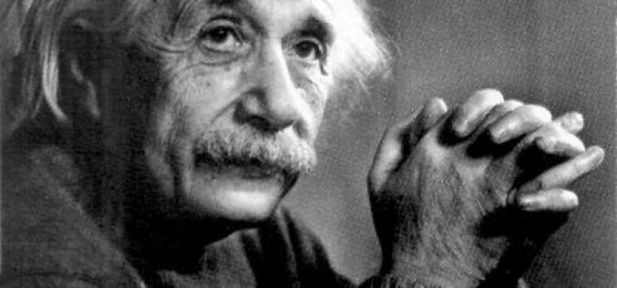 Ալբերտ Էյնշտեյնի ձայնը