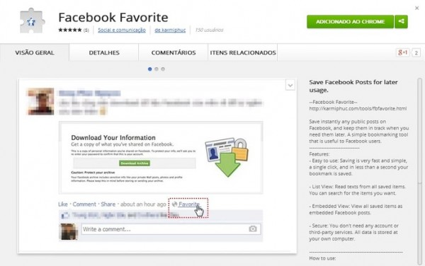 Facebook Favorite 03