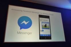 Facebook Messenger հավելվածը հասանելի կդառնա նաև Windows Phone-ի համար