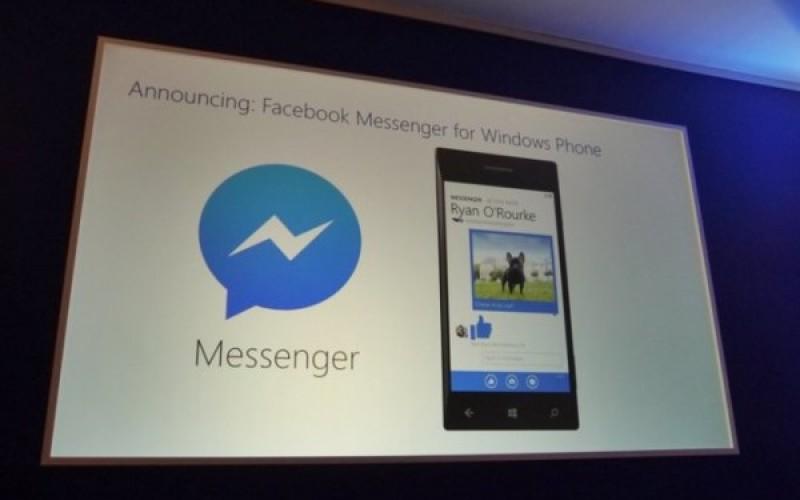 Վերջապես թողարկվել է Facebook Messenger-ի Windows Phone տարբերակը