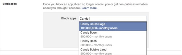 Fb block apps