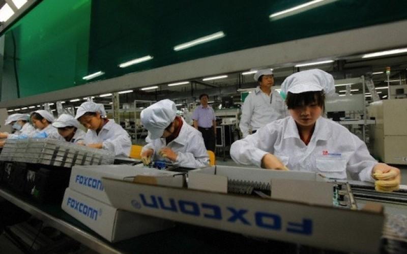 Foxconn-ը ռեկորդային քանակով iPhone է հավաքում մեկ օրում