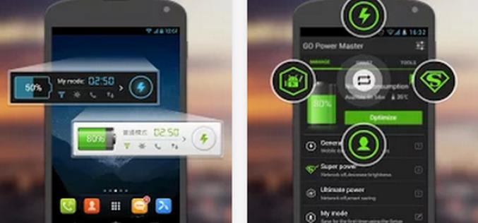Android-ի մարտկոցը խնայելու 5 հավելված