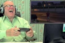 Թոշակառուները խաղում են GTA V (տեսանյութ)