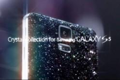 Samsung-ը կթողարկի Swarovski բյուրեղներով Galaxy S5-ի Crystal Edition-ը (վիդեո)