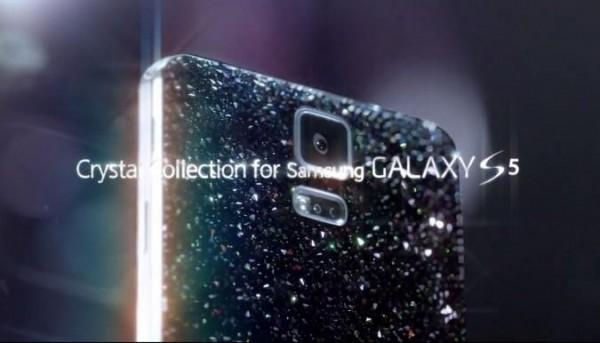 Galaxy S5 Crystal Edition