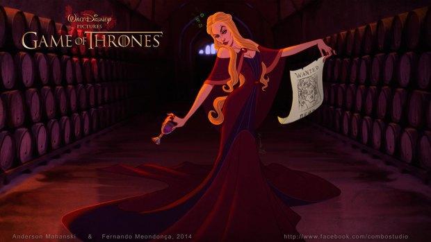 Game of thrones illustration 04