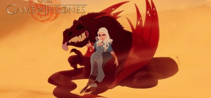 «Գահերի խաղը» դարձել է Disney մուլտֆիլմ (ֆոտոշարք)