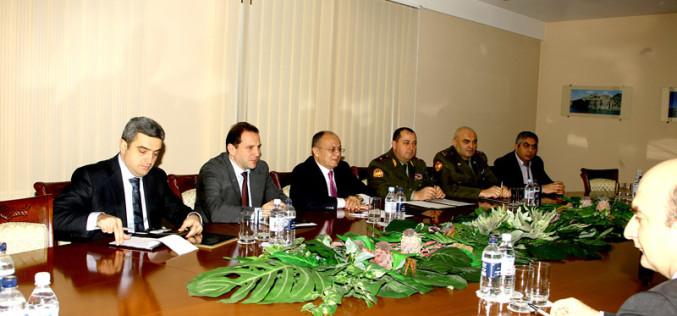 ՀՀ ՊՆ-ն «Մայքրոսոֆթ»-ի հետ քննարկել է անվտանգության հարցերը