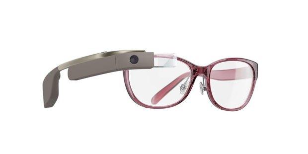 Google Glass DVF 2