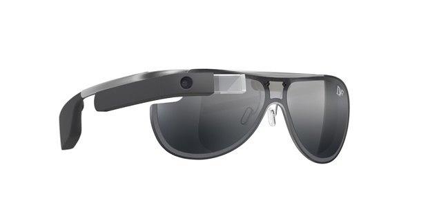 Google Glass DVF 3