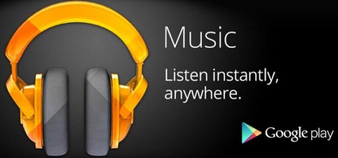Google Play Music-ից հնարավոր է դարձել երգեր ներբեռնել