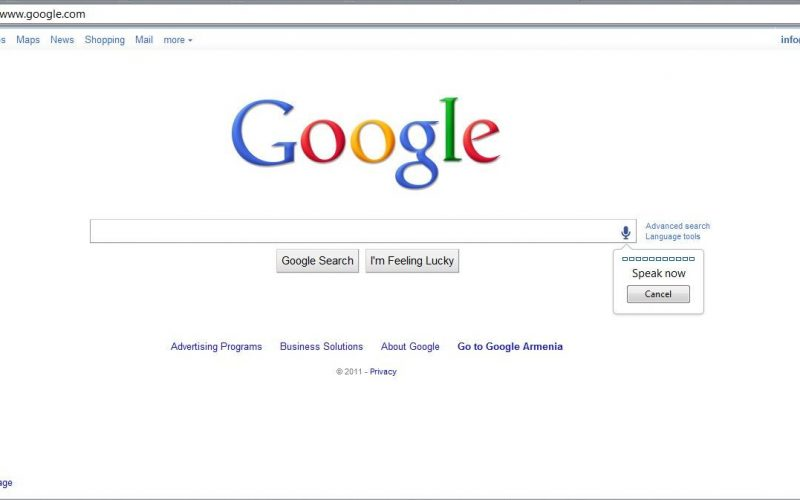 Google որոնումը թույլ կտա ապրանք փնտրել նկարի քլիք անելով