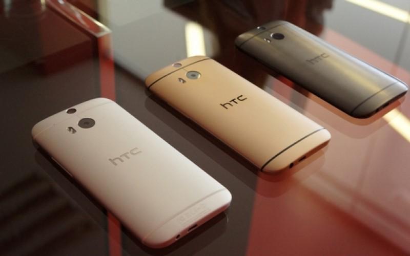 Դուբայում կվաճառվի ոսկեզօծ HTC One (M8)