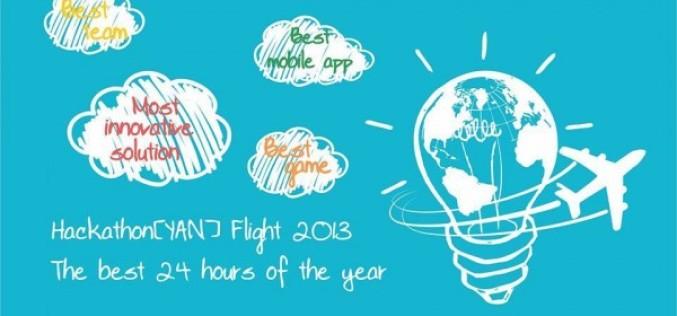 Երևանում կանցկացվի Հեքըթոն[ՅԱՆ]Թռիչք 2013 մրցույթը
