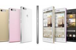 Huawei -ն ներկայացրել է Ascend G6 սմարթֆոնը (MWC 2014)