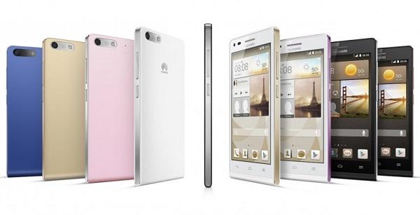 Huawei Ascend G6 1