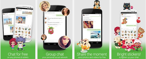 ICQ android