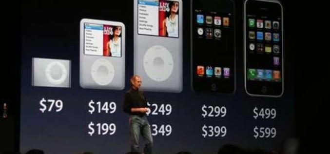 Հին iPod Classic-ները սկսել են վաճառվել անհավանական գներով