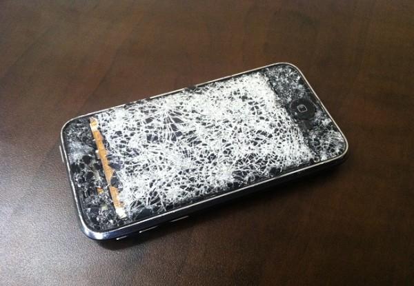 Iphone damaged