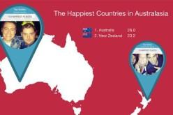 Instagram-ն օգնում է որոշել աշխարհի ամենաերջանիկ երկրները