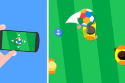 Kick with Chrome՝ նոր ֆուտբոլային խաղ-զվարճանք Chrome դիտարկչում (վիդեո)