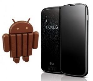 Kitkat for Nexus 4