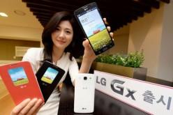 Gx՝ նոր սմարթֆոն-հիբրիդ LG-ից