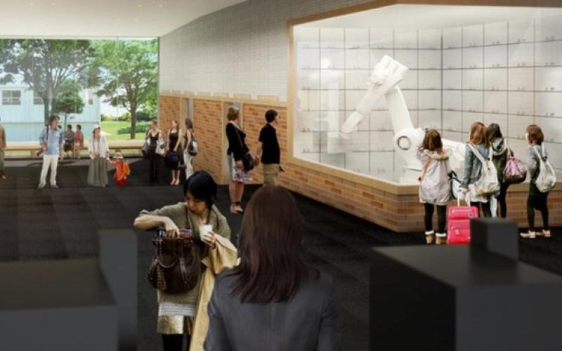 Ճապոնիայում կբացվի հյուրանոց, որտեղ աշխատում են ռոբոտներ