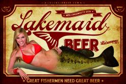 Մինչ Amazon-ը մտածում է, Lakemaid Beer-ն առաքում է իր գարեջուրը դրոններով (վիդեո)