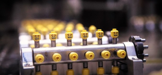 LEGO-ի գլխավոր գործարանը Հունգարիայում (ֆոտոշարք)