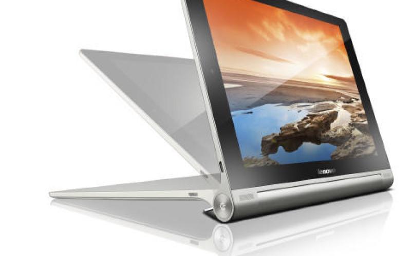 Lenovo-ն ներկայացրել է Yoga Tablet 10 HD+ պլանշետ-համակարգիչը (MWC 2014)