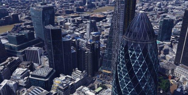 London 3d