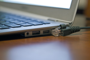 MacBook Air ethernet