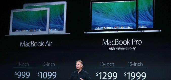 Apple-ն իջեցրել է նոր MacBook Pro-ների գները