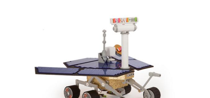 NASA-ն բոլոր ցանկացողներին առաջարկում է հավաքել սեփական Մարսագնացը