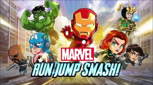 Marvel Jump