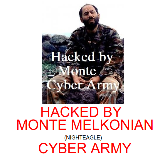 Monte Cyber Army