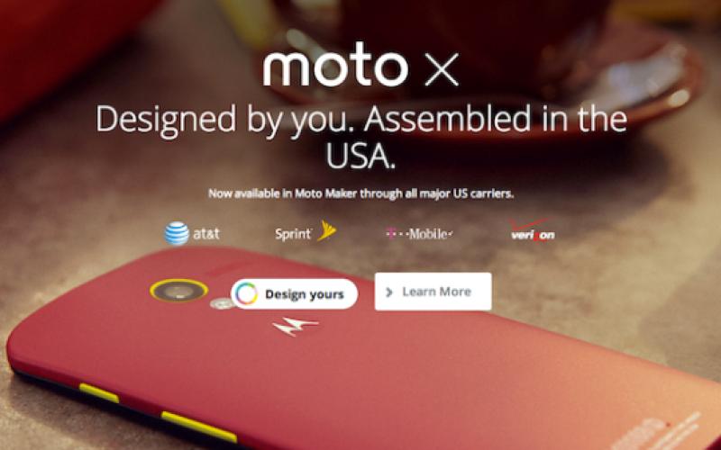 Moto X-ի համար արդեն հասանելի է Moto Maker գործիքը