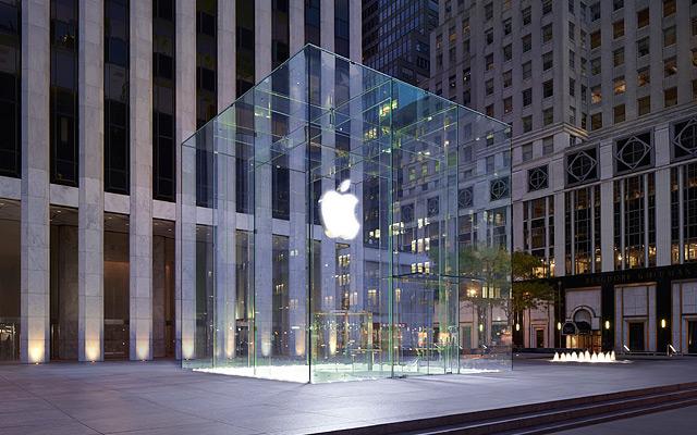New York Apple Store 01
