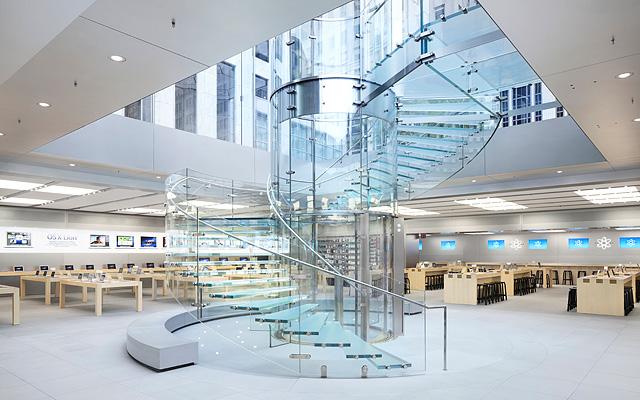New York Apple Store 02