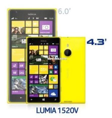 Nokia Lumia 1520 V 12