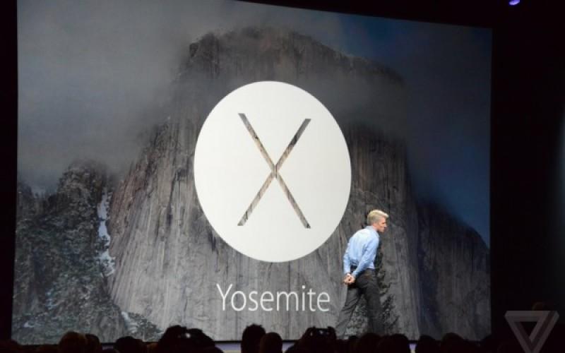 Apple-ը ներկայացրեց նաև նոր OS X 10.10 Yosemite օպերացիոն համակարգը