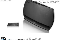 Ունիվերսալ շարժական աուդիոհամակարգ՝ On The Go Connect – iF355BT