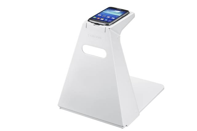 Optical Scan Stand