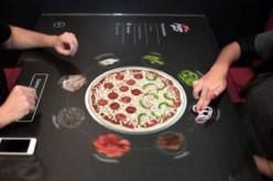 Pizza Hut-ը թույլ կտա պատվիրել պիցցա սենսորային սեղանի միջոցով (վիդեո)