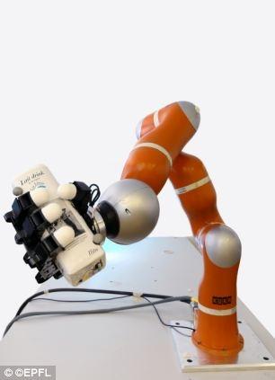 Robot-hand 02