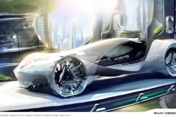 Ապագայի ավտոմեքենա մրջյունի հատկանիշներով (ֆոտոշարք)