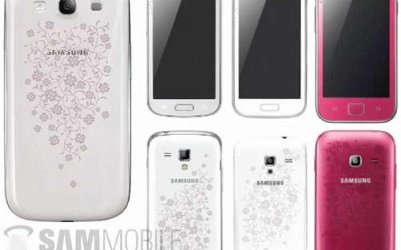 Կթողարկվեն Galaxy S4-ի և այլ Galaxy սմարթֆոնների La Fleur տարբերակներ